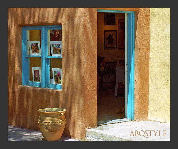 Architecture southwest buildings pueblo everydayinterior for Classic house phoenix